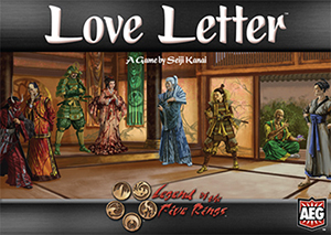 Love Letter Legend of the Five Rings